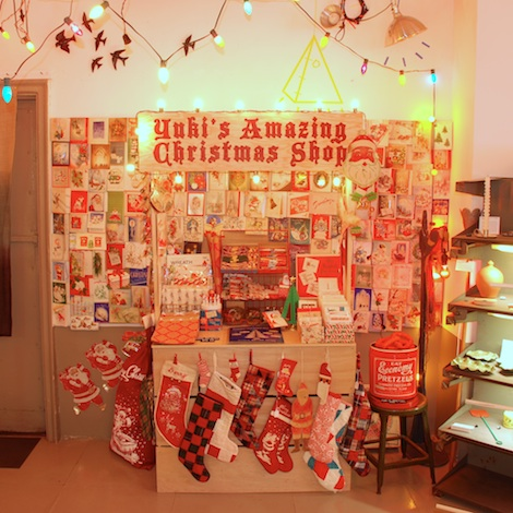 Yuki's Amazing X-Mas Shop